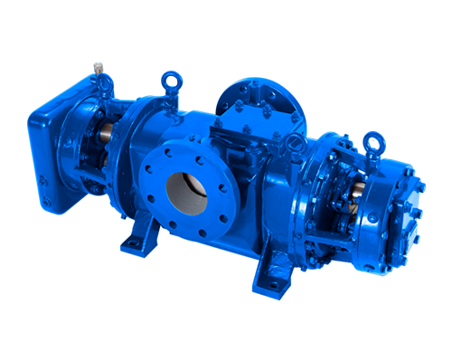 Twin Screw Pumps