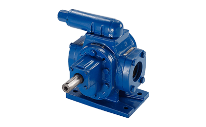 Gear Pump - Positive Displacement Pumps