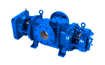 Twin Screw Pumps - Positive Displacement Pumps