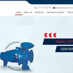 Roto Pumps has launched its SA Website