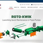Roto Pumps launches its UK Website